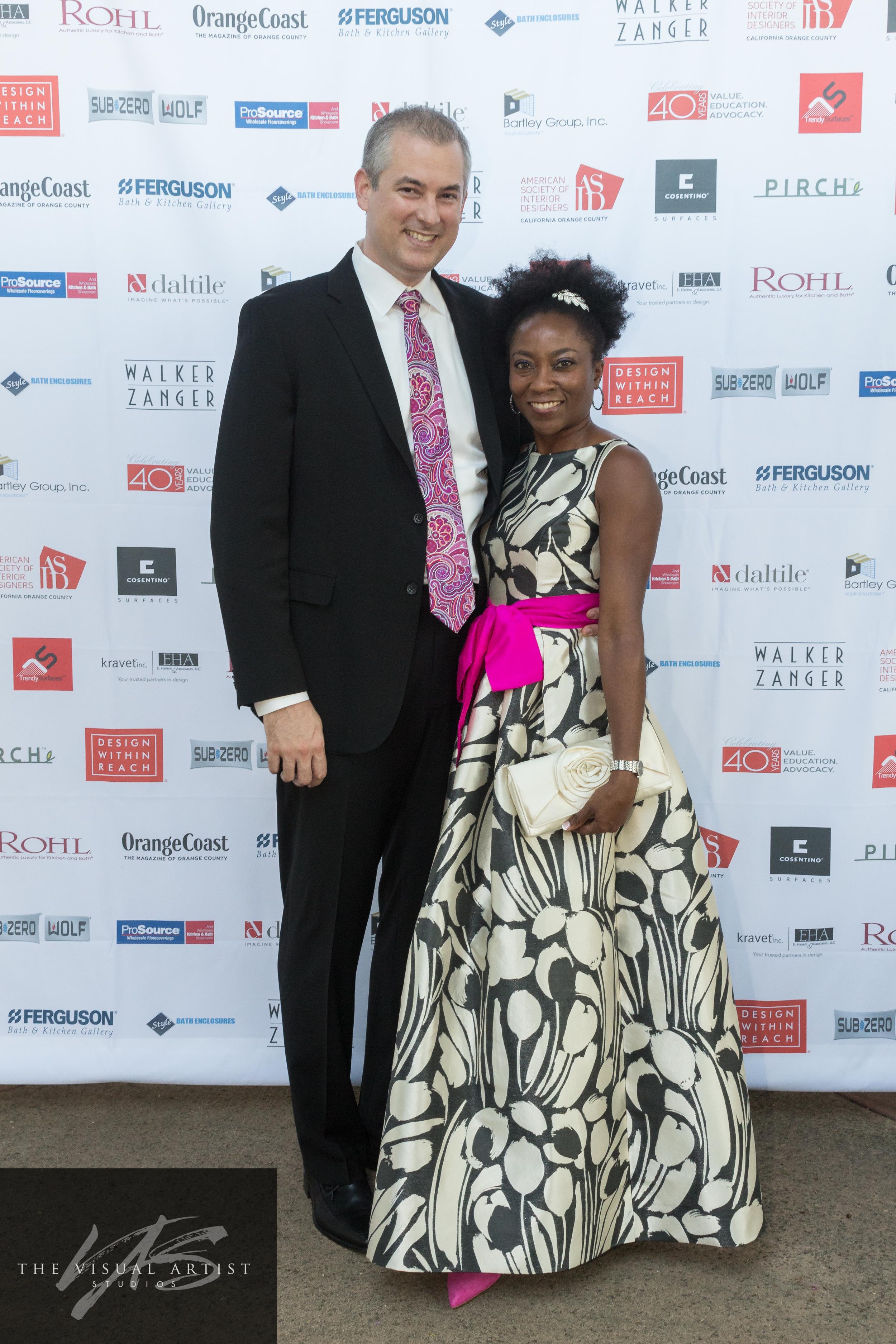 Chidimma Abuka & Husband