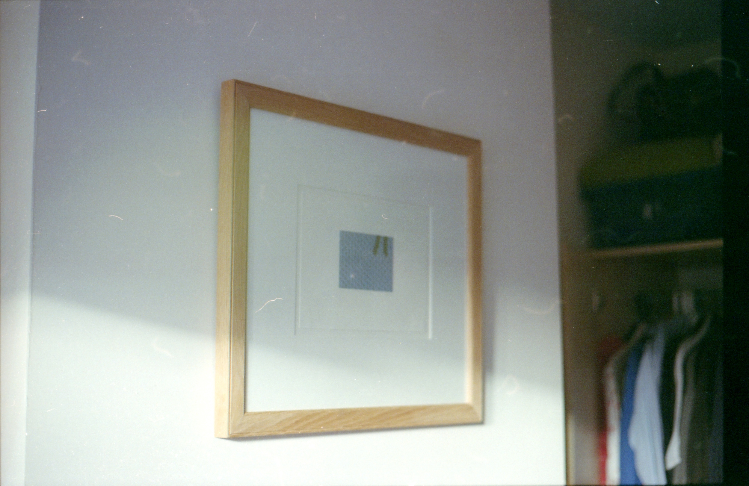 33/366 - Our latest art in our bedroom from the  Leeds Gallery Lending Scheme