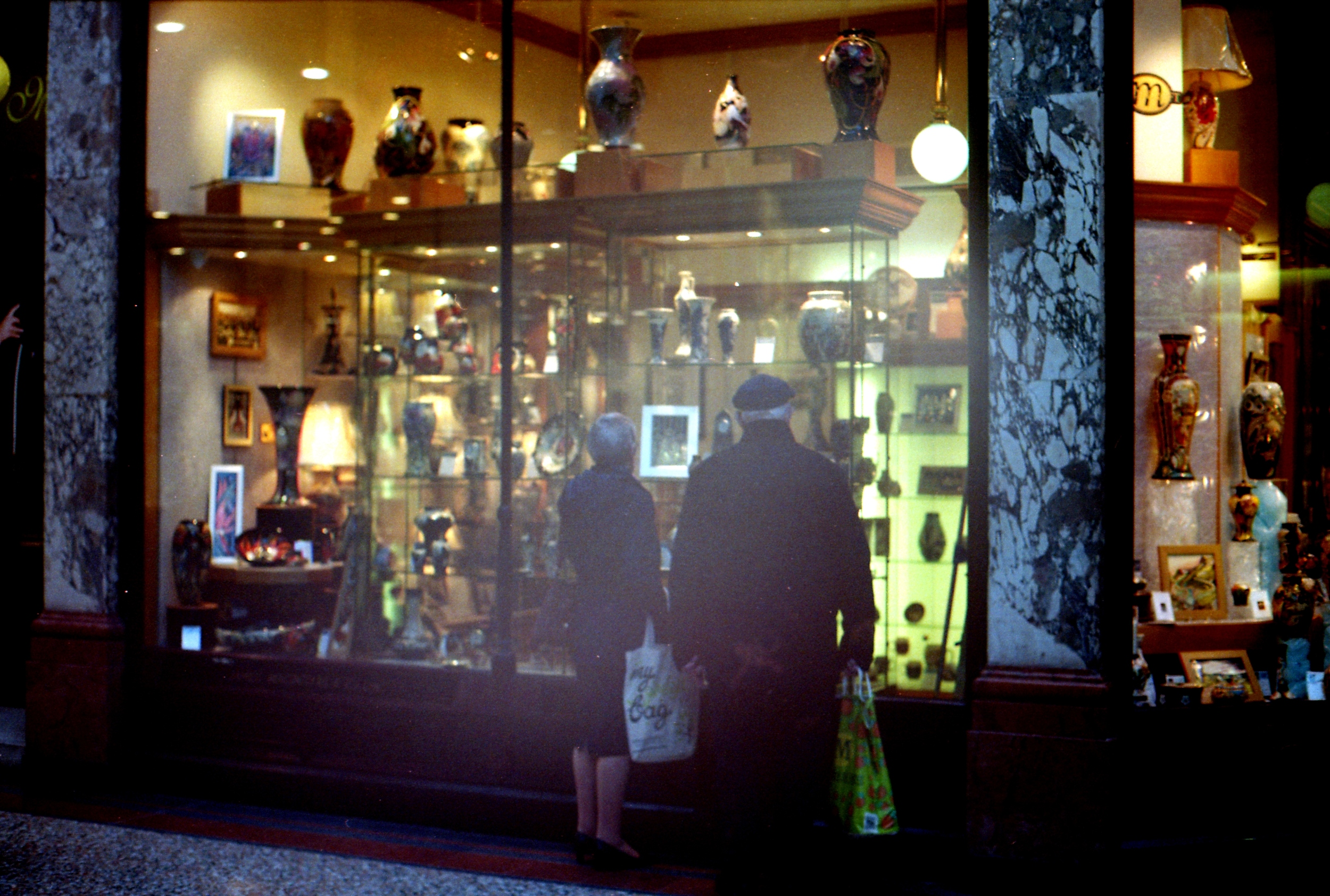 41/366 - Window shopping. I look in this shop window a lot too but it is £££. One day maybe... If I win the lottery haha