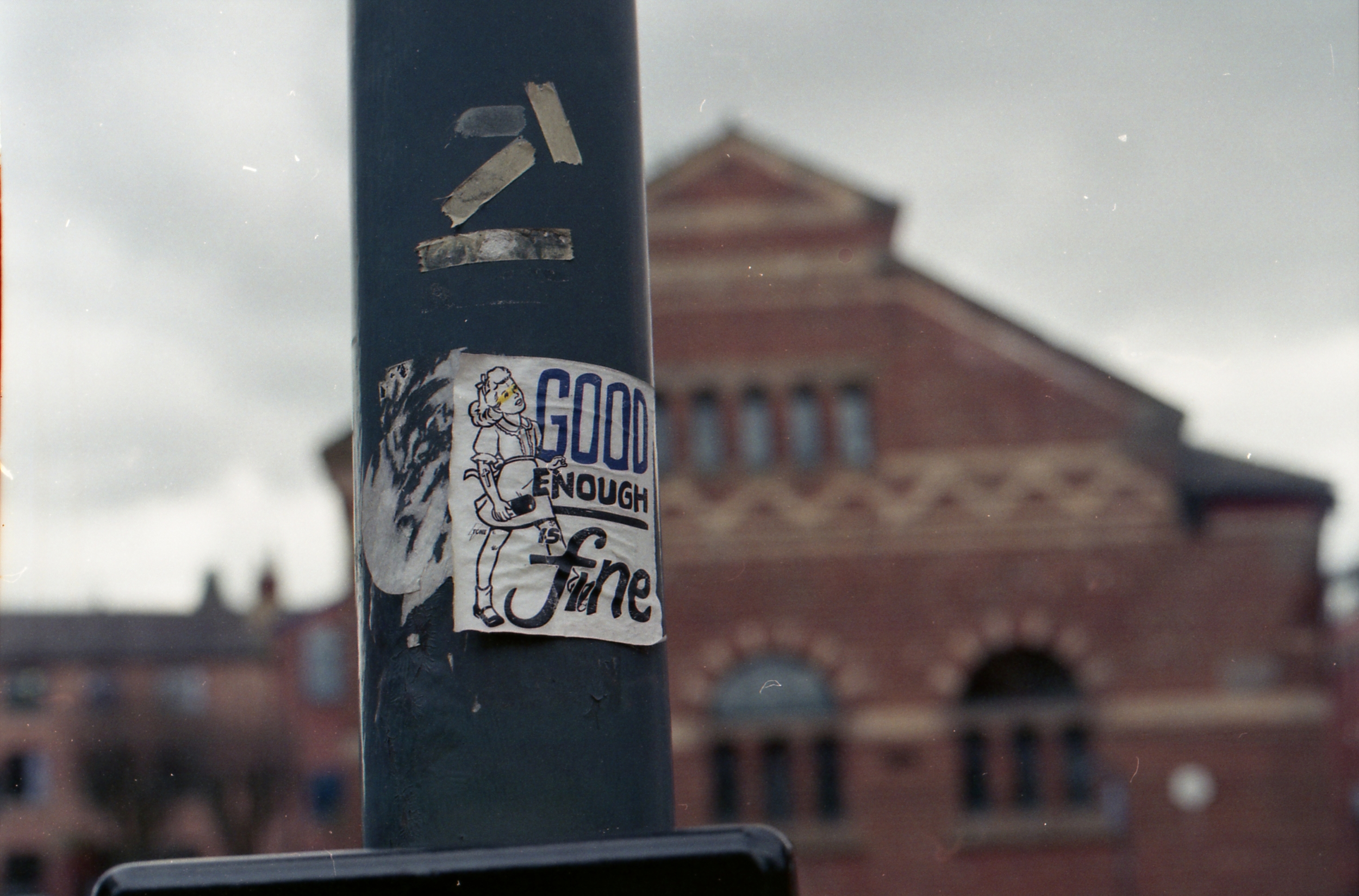 63/366 - Good enough is fine.