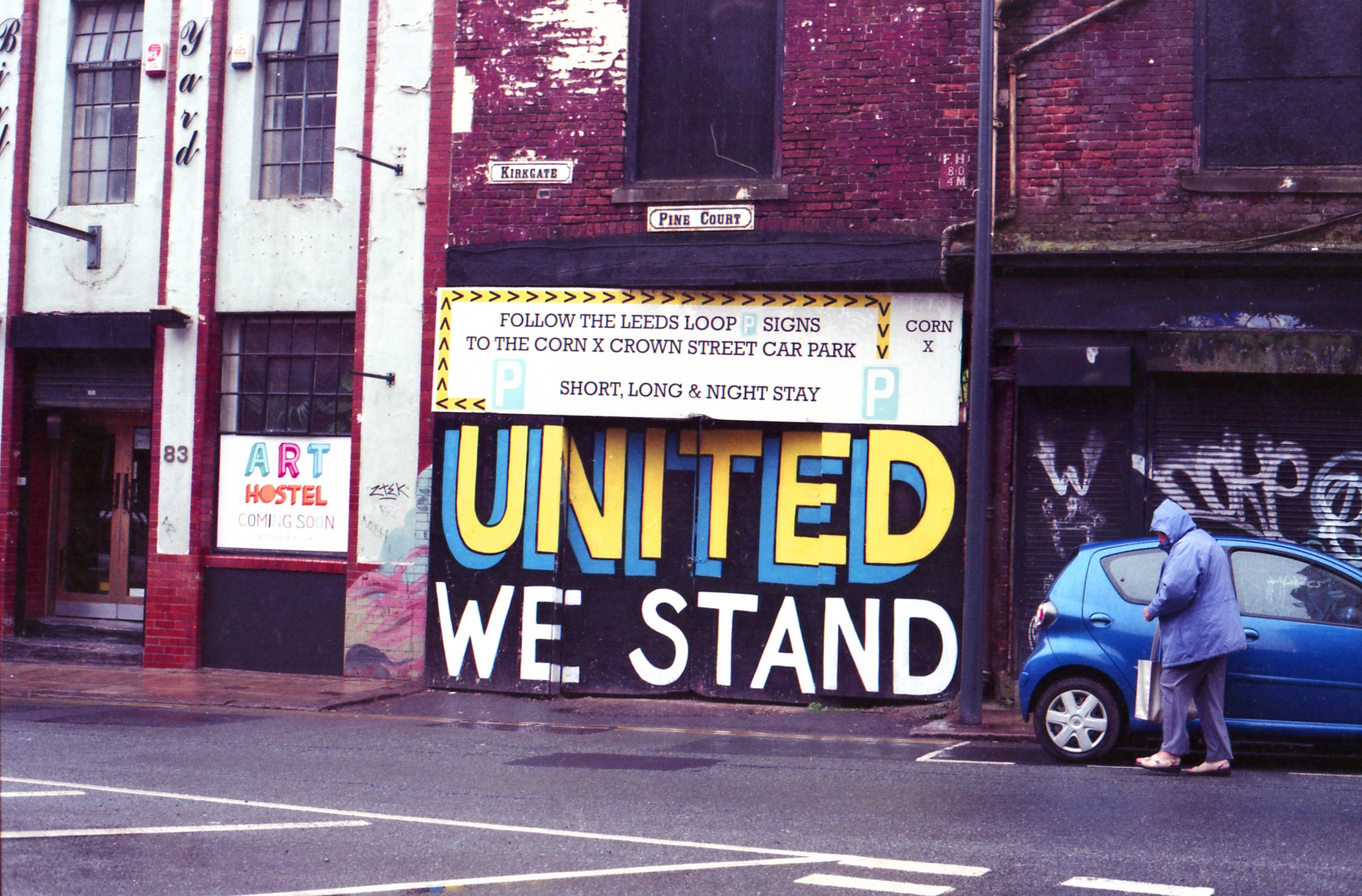 131/366 - United we stand... usually in the rain.
