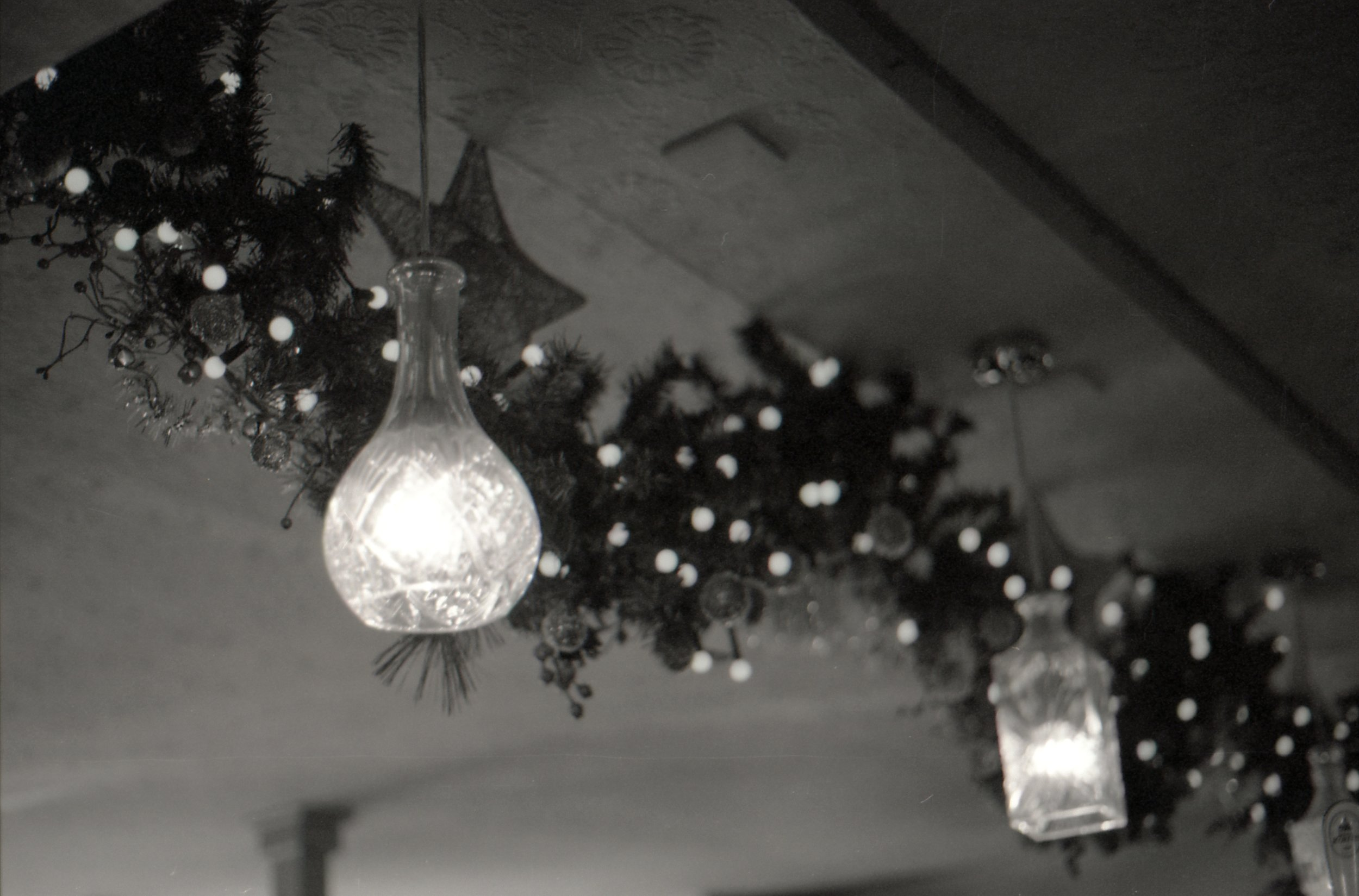 339/366/2016 - Pretty lights at our local pub