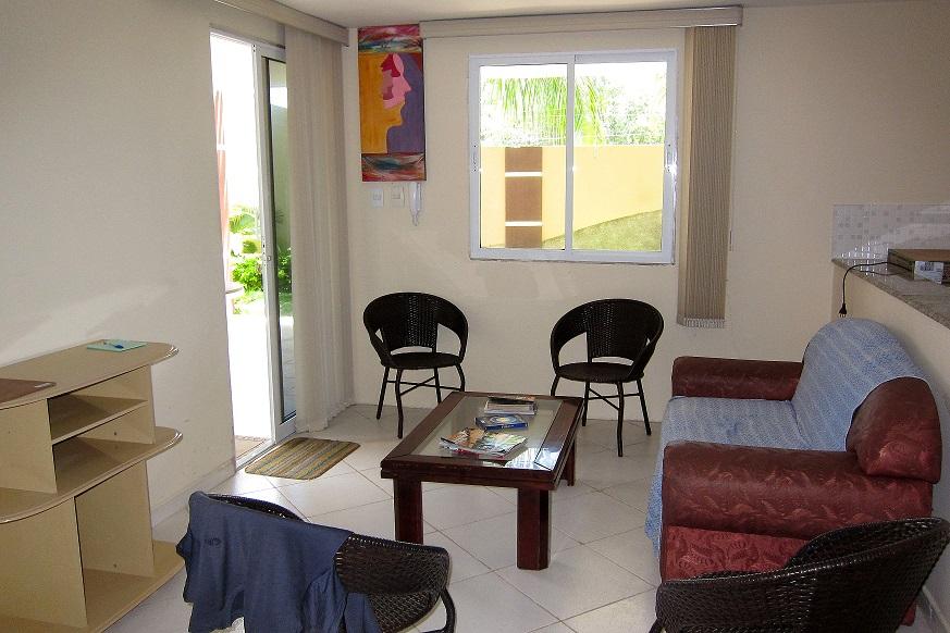 Aktuelle AZB Wohnung bei Dr. Gerd Pfeffer in Lauro de Freitas/Bahia