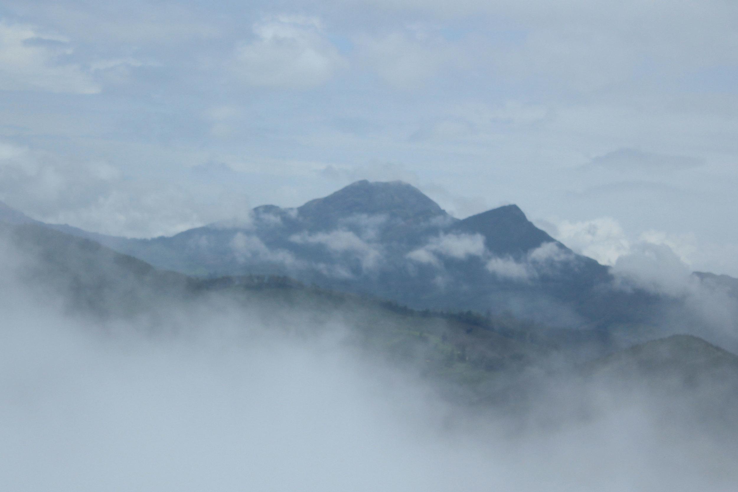 Munnar hills Photo credit:  Vimal Jospeh
