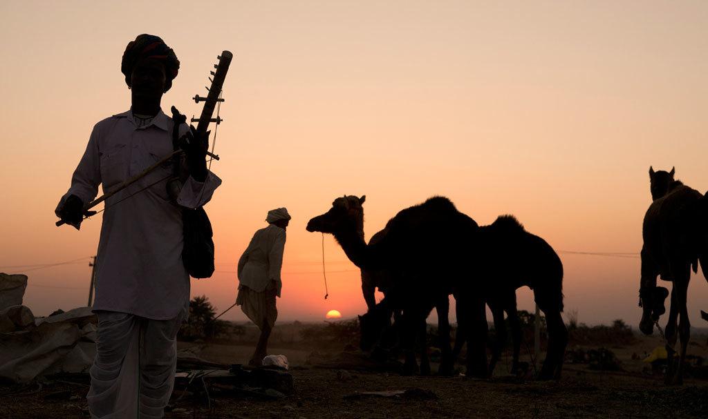 Pushkar Fair Photo credit:  Koshy Koshy
