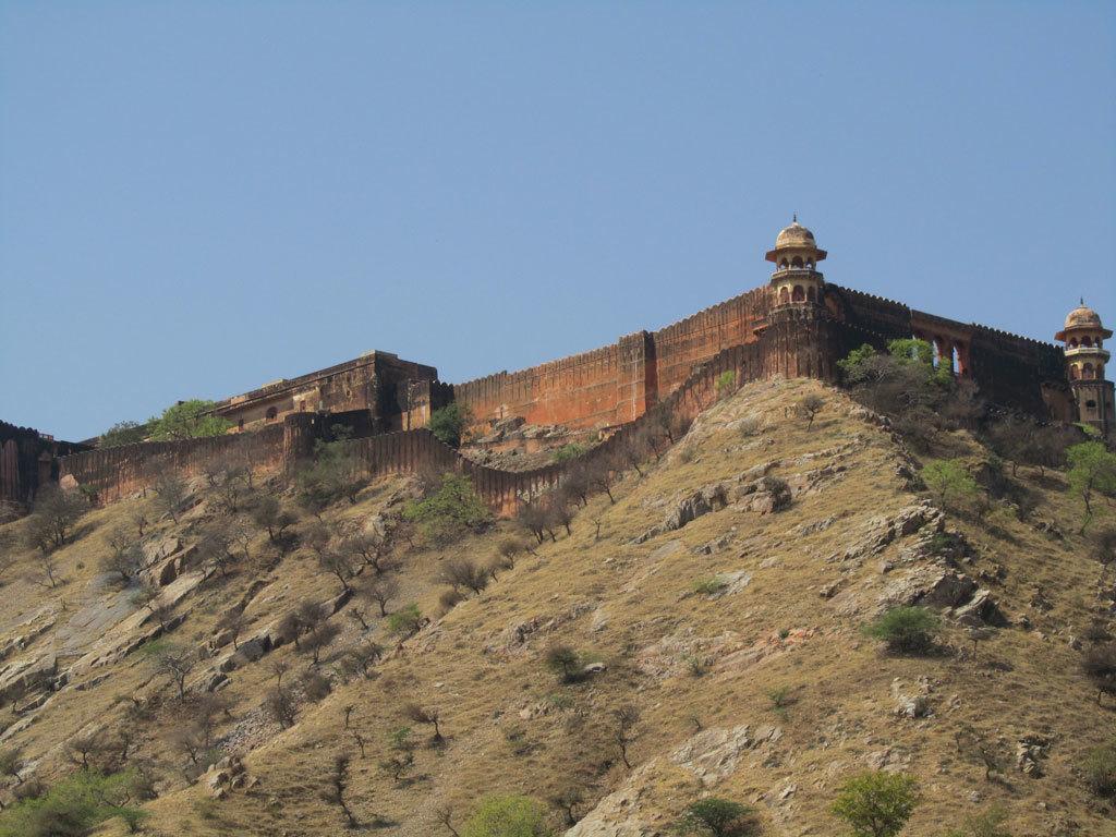 Jaigarh Fort, Jaipur Photo credit: Rustom Katrak