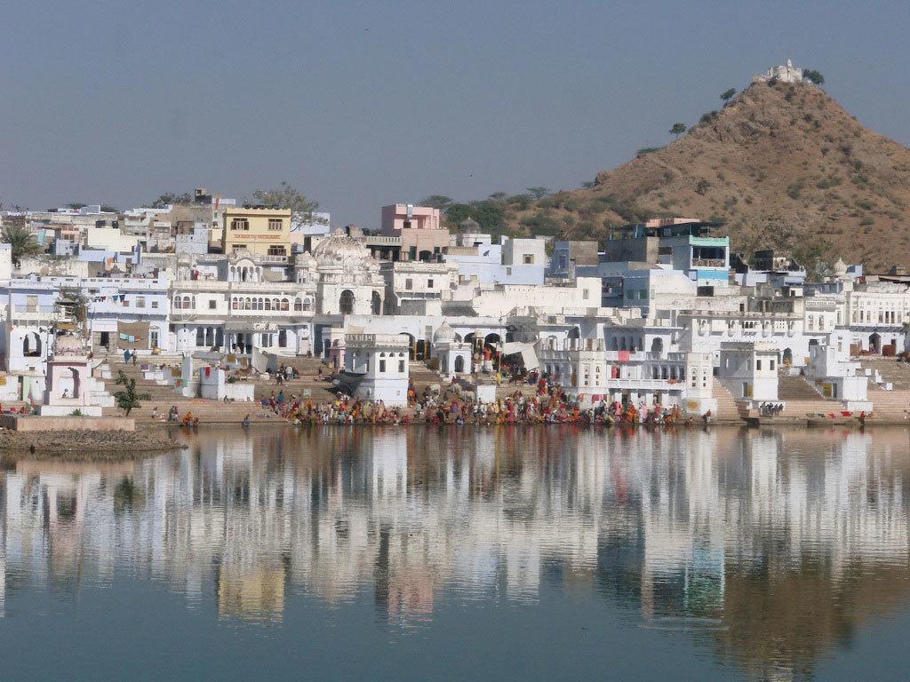 Pushkar Photo credit:  Fionn Kidney