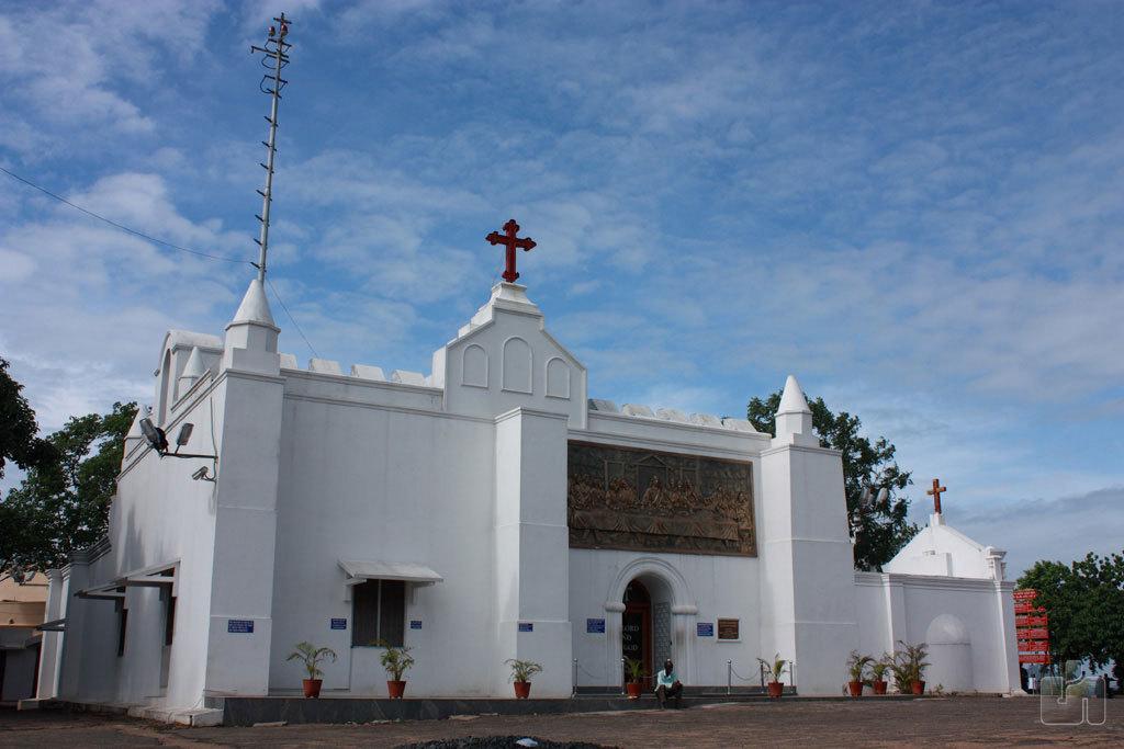 Basilica San Thome, Chennai Photo credit:  Sudhamshu Hebbar