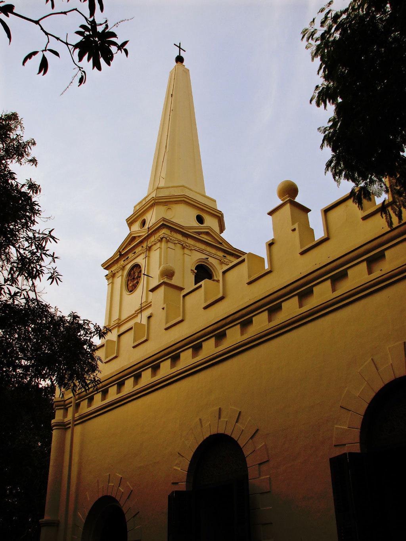 St. Mary's Church, Chennai Photo credit: Abraham Chacko