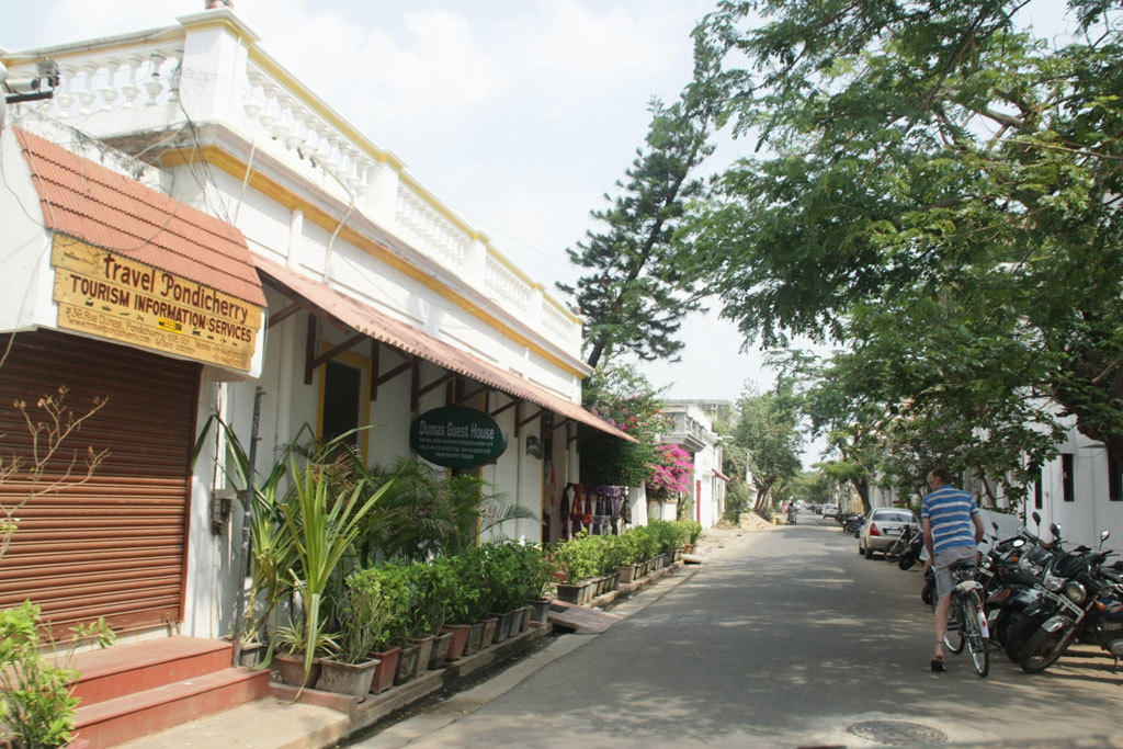 Pondicherry Photo credit:  Rashi Kalra