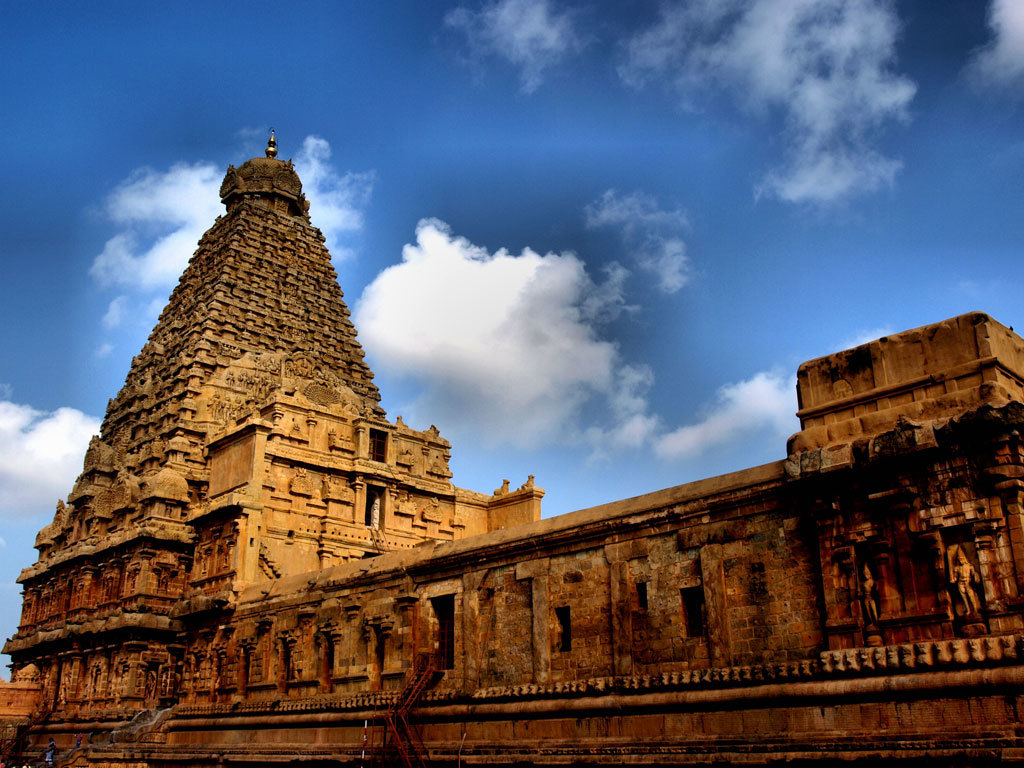 Brihadeeswara Temple, Tanjore Photo credit:  Narasimman Jayaraman