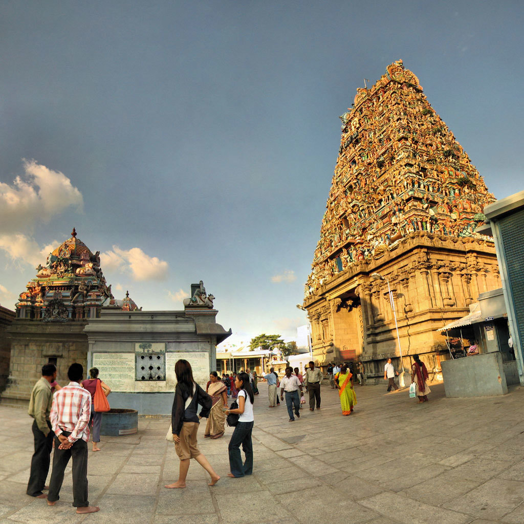 Kapaleeswara Temple, Chennai Photo credit:  Panoramas