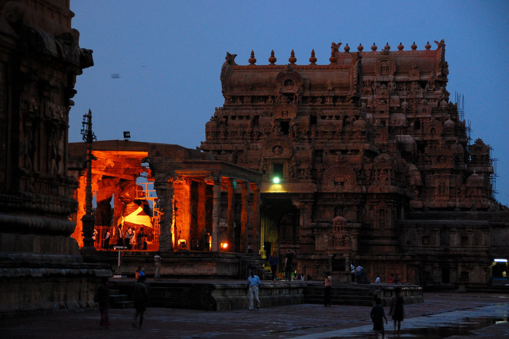 Brihadeeswara Temple, Tanjore Photo credit:  Girish Gopi