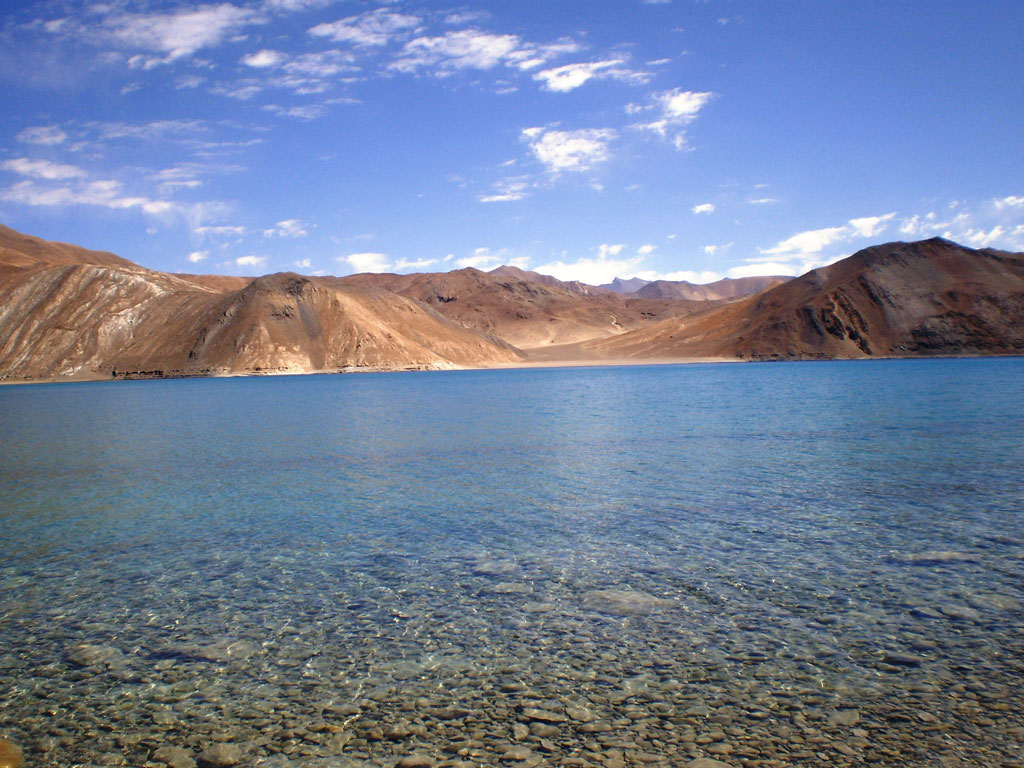 Pangong Lake Photo credit: Rashmi Prakash