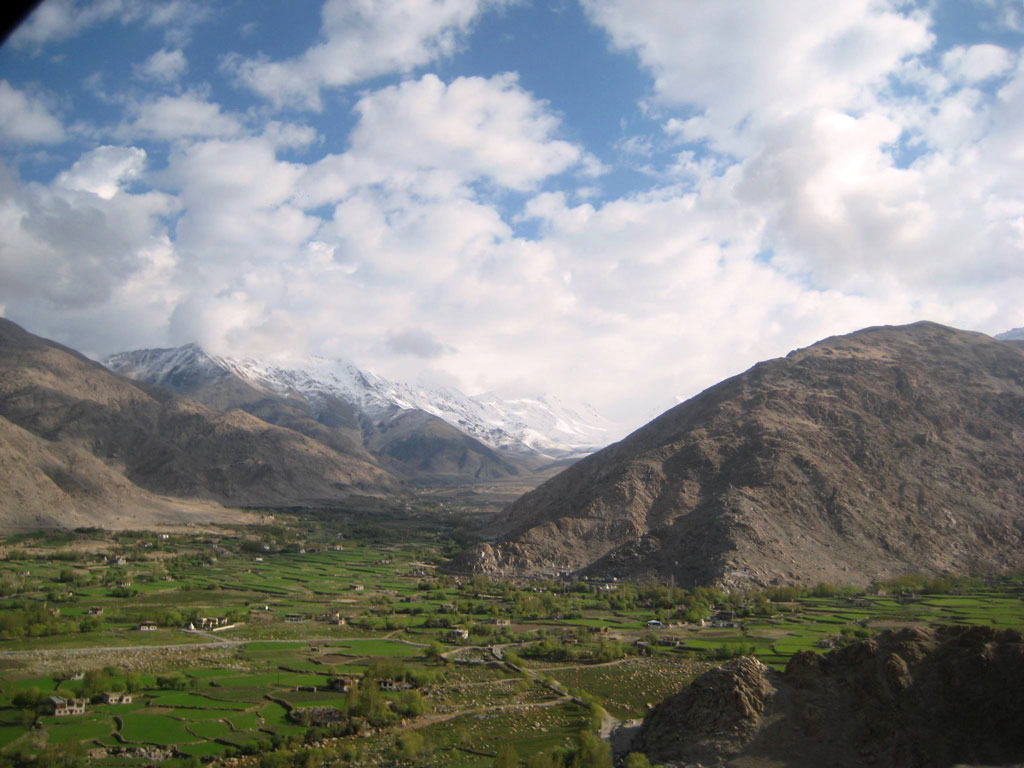 Leh Valley Photo credit: Tanya Viegas