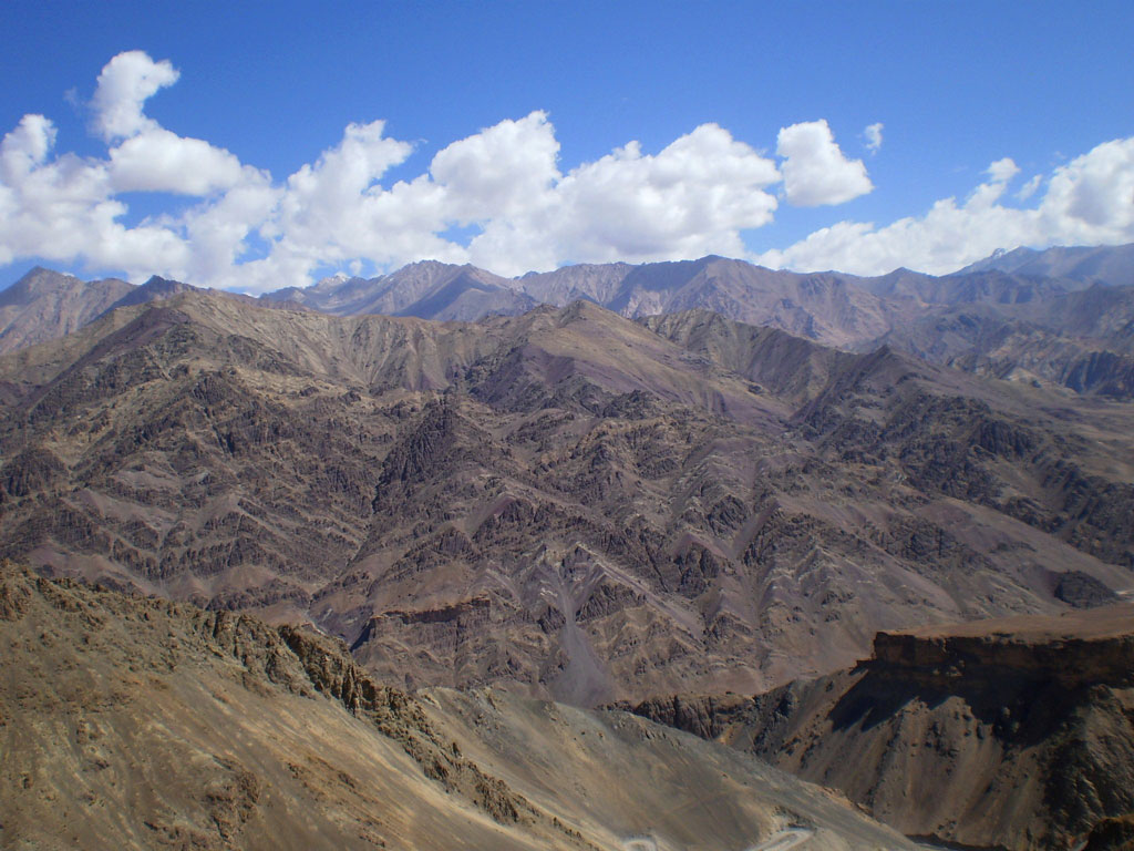 Ladakh mountainscape Photo credit: Rashmi Prakash
