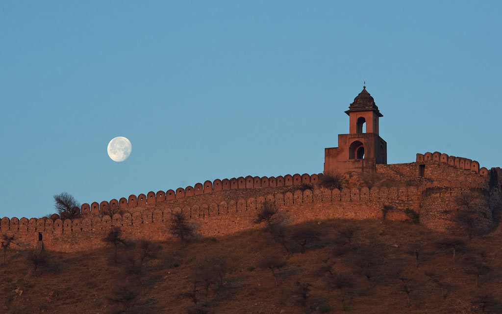 Jaigarh Fort, Jaipur   Photo credit:   Otto
