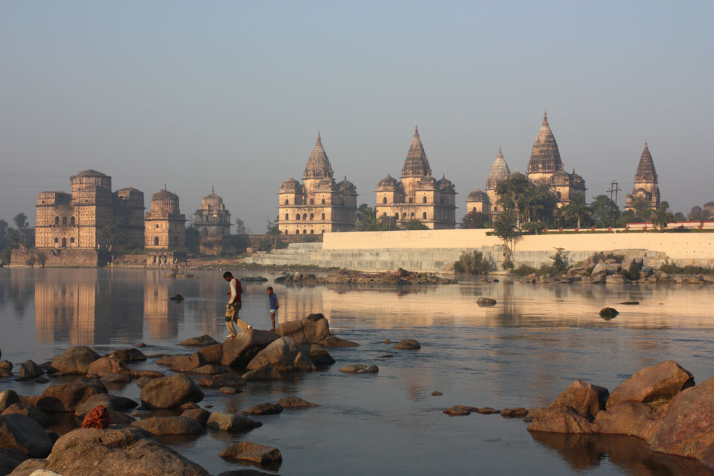 Orchha Photo credit:  Arian Zwegers