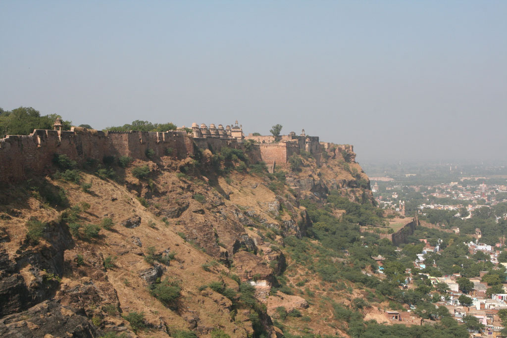 Gwalior Photo credit:  swifant