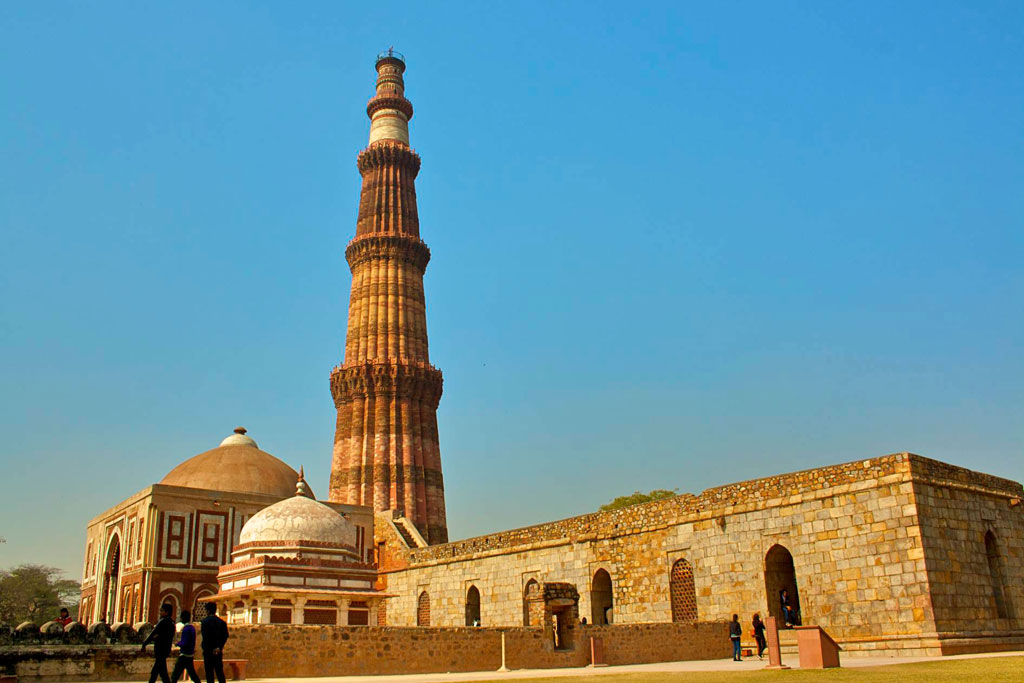 Qutub Minar, Delhi Photo credit:  Sakeeb Sabakka
