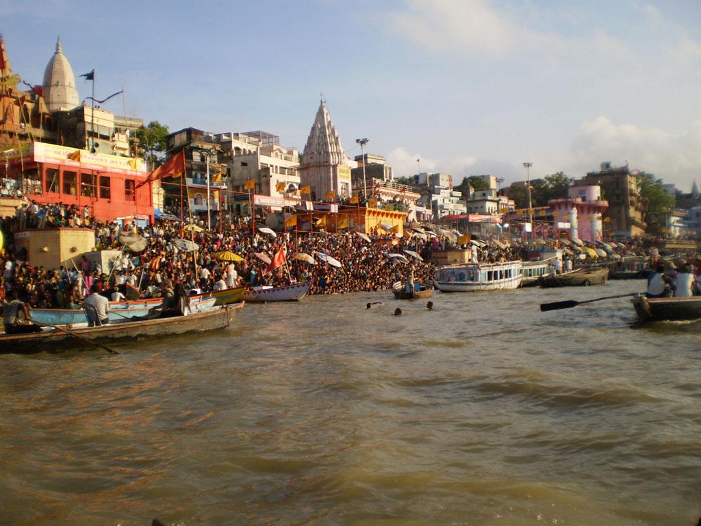 Varanasi Photo credit: Rashmi Prakash
