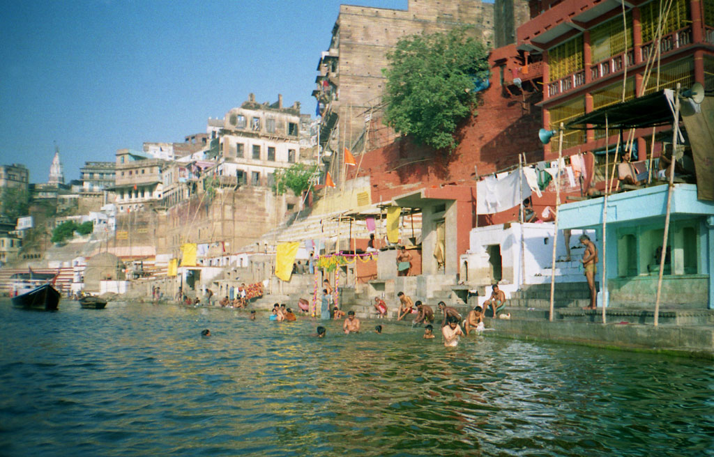 Varanasi Photo credit:  Ryan