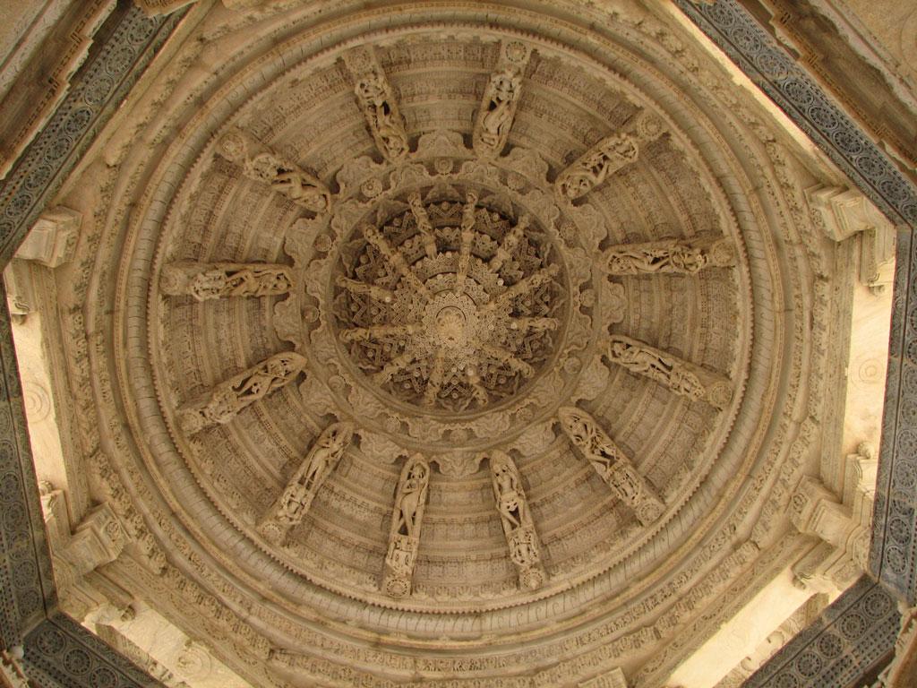 Ranakpur Jain temple   Photo credit:  McKay Savage