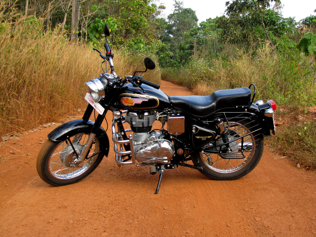 Bullet 350 twin spark Photo credit:  Vaikoovery