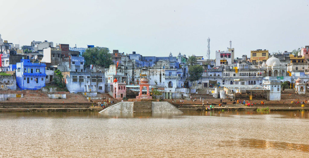Pushkar Photo credit:  Rod Waddington
