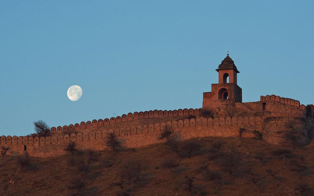 Jaigarh Fort, Jaipur Photo credit:  Otto