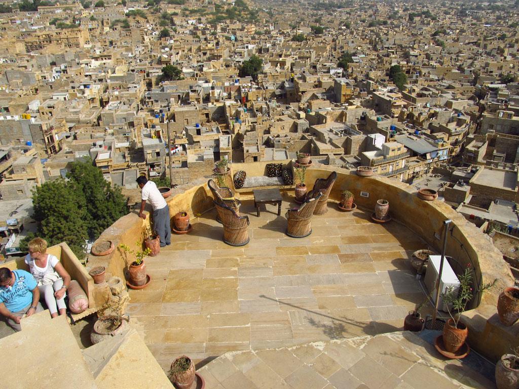 Jaisalmer Photo credit:  Tomas Belcik