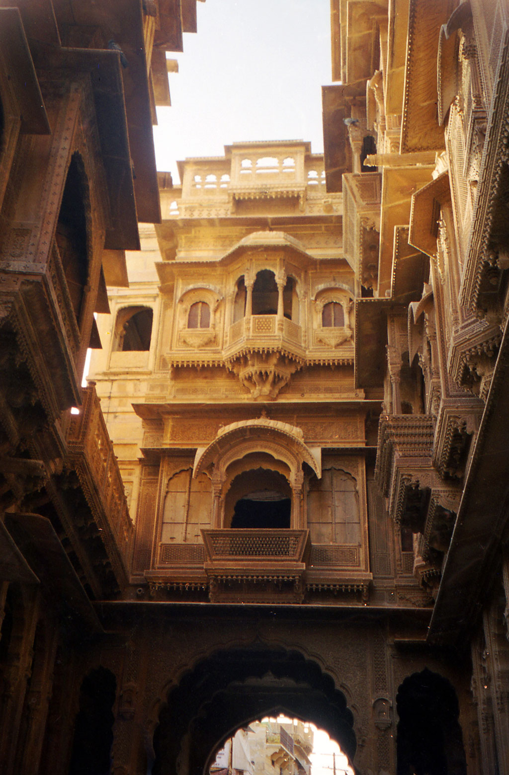 Jaisalmer Photo credit:  Ryan