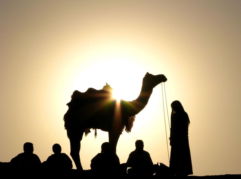 Jaisalmer Photo credit:  Manoj Kengudelu
