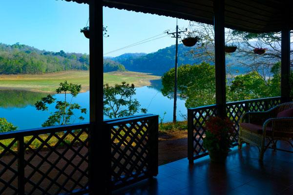 Lake Palace, Thekkady