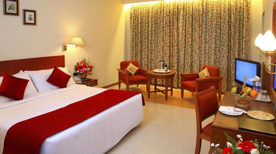 Sangam Hotel, Tanjore