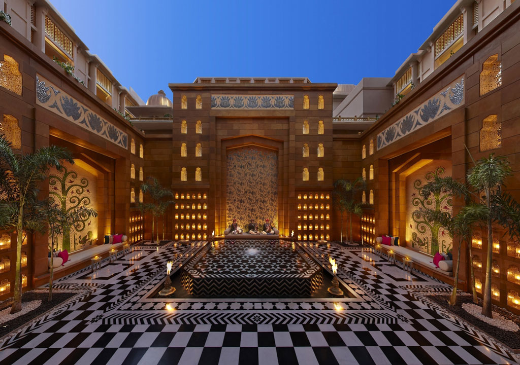 The Leela Palace, Udaipur