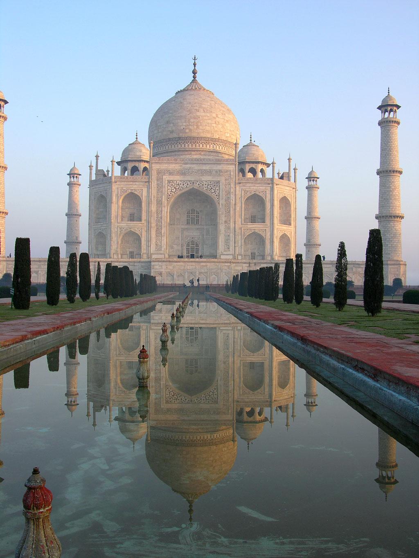 Taj Mahal, Agra Photo credit: Sanjay Chatterji