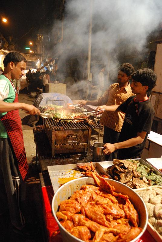Street food Photo credit:  Ting Chen