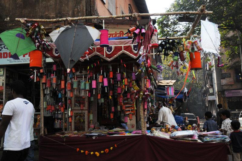 Kite Shop, Agra Photo credit: Shreya Dev Dube