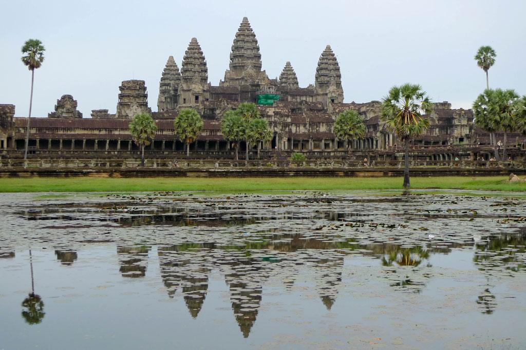 Angkor Wat Photo credit:  David Sim