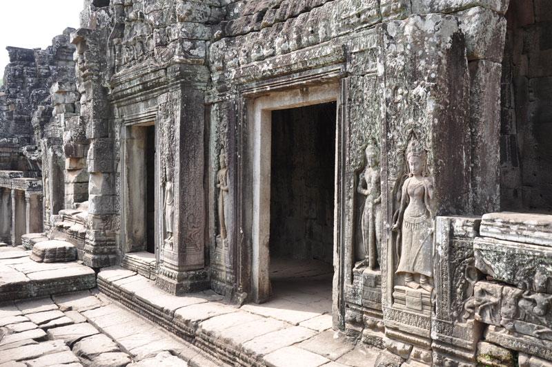 Angkor Thom Photo credit:  Jorge Láscar