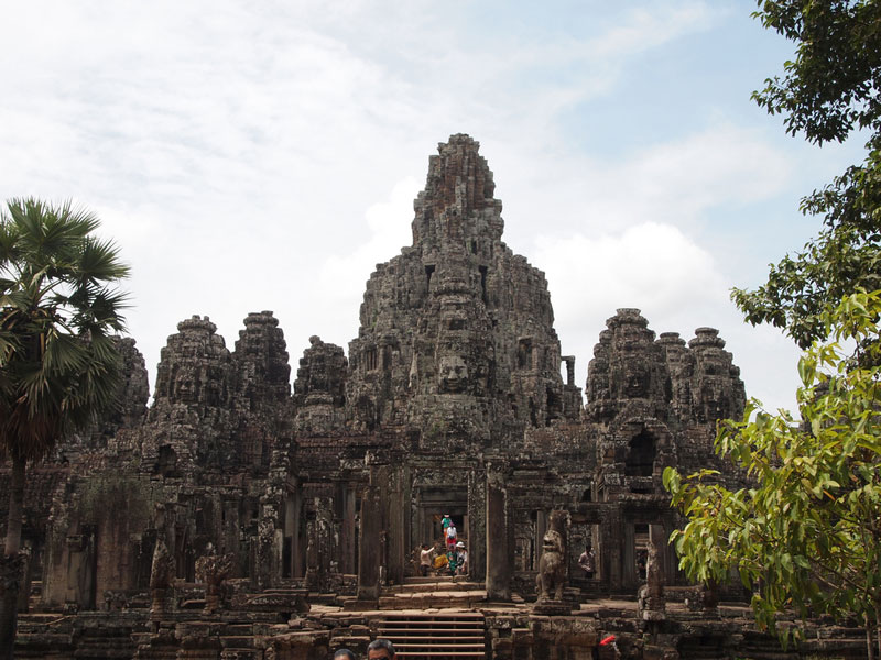 Bayon Temple  Photo credit:    William