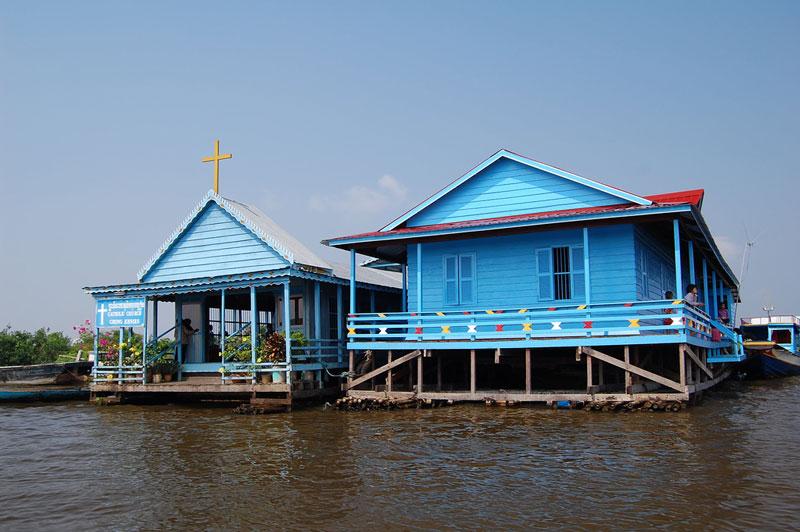 The Tonle Sap Photo credit:  chee.hong