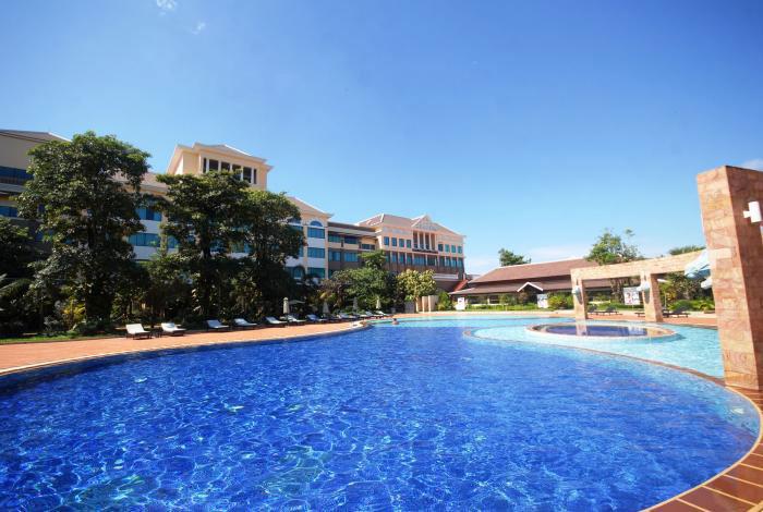 Pacific Hotel, Siem Reap