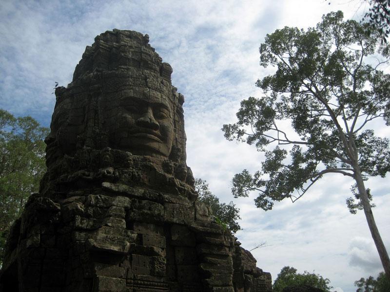 Bayon Temple Photo credit:  gardnergp