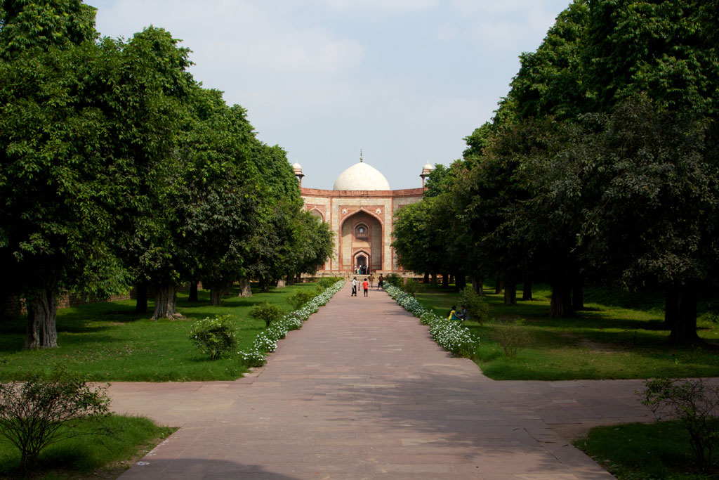 Humayun's tomb, Delhi Photo credit:  Gary Denham