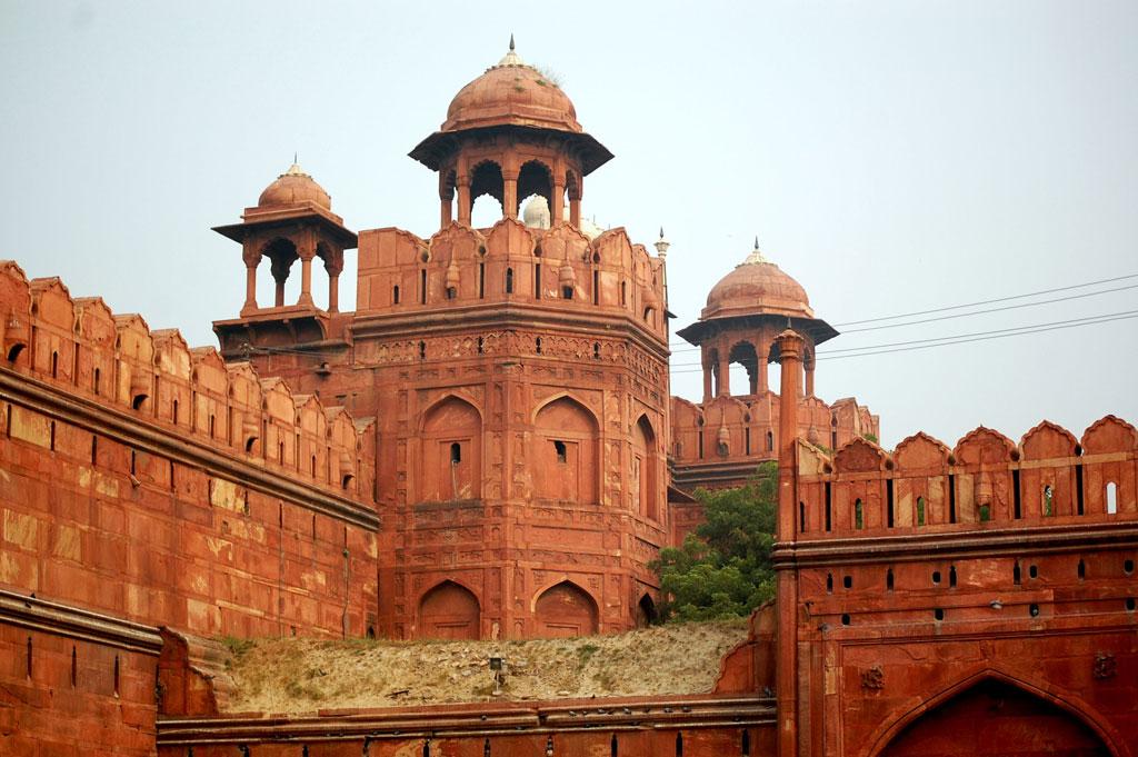 Red Fort, Delhi Photo credit:  David Gil