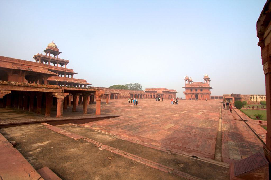 Fatehpur Sikri, Agra   Photo credit:  Ramón