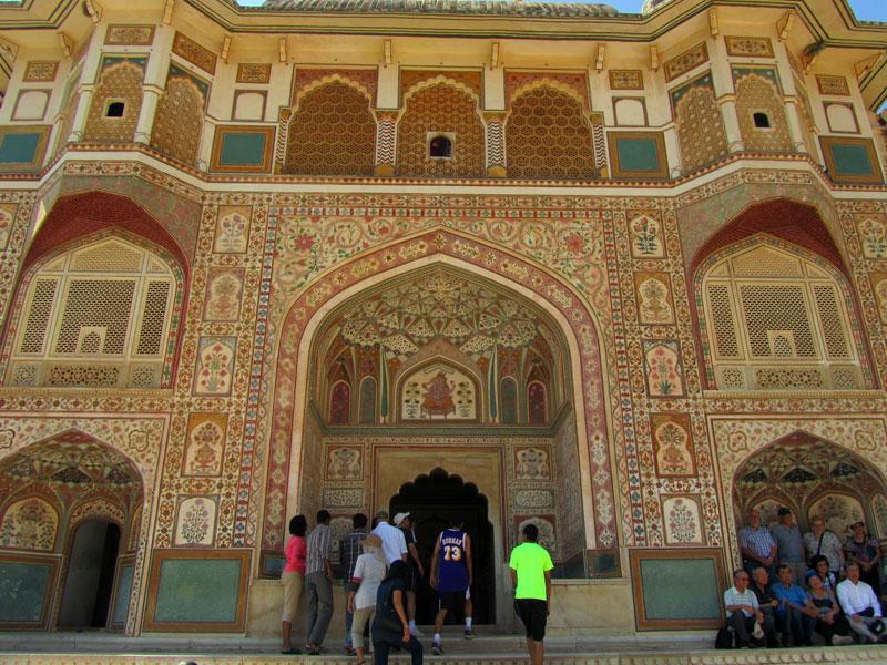 Amber Fort, Jaipur Photo credit: Rustom Katrak