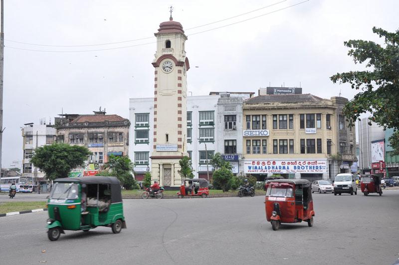 Khan Clock Tower, Colombo Photo credit:  Jorge Láscar